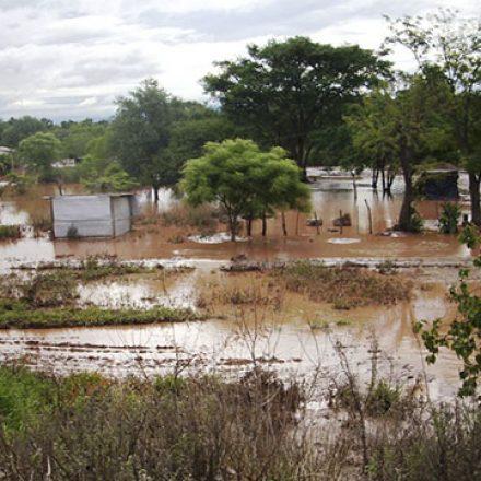Realizarán trabajos de acondicionamiento de desagües en Misión Enacoré, en Anta