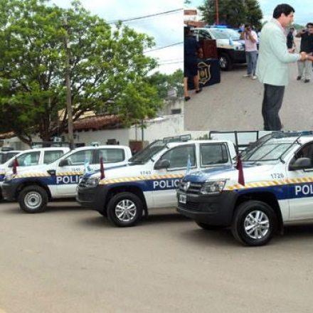 El Gobierno inaugura hoy la ampliación del destacamento policial de Urundel