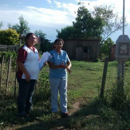 Destacado trabajo de emergencia social y salud en la asistencia a vecinos por las lluvias