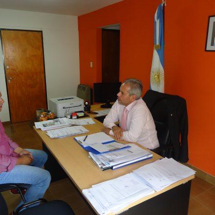 Los Toldos promueve la calidad en el servicio de mediación