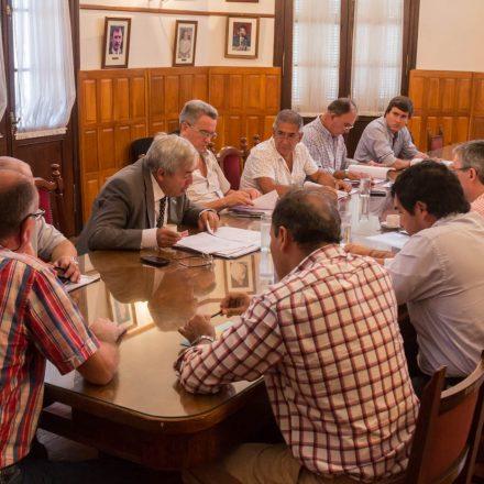 La Legislatura convocó a sesiones extraordinarias para tratar la intervención de Coronel Moldes
