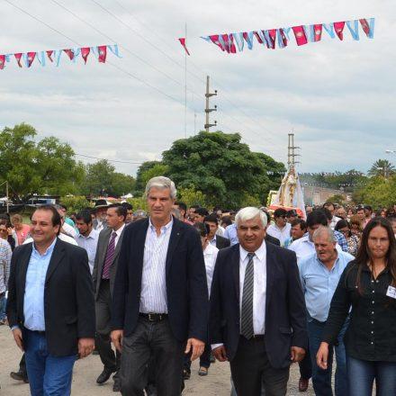 Zottos acompañó al pueblo de La Candelaria en su fiesta patronal