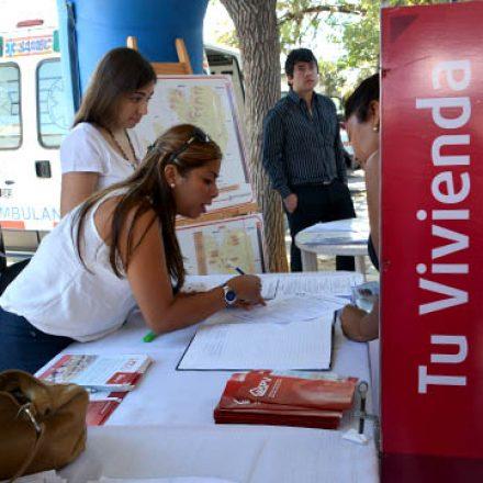 El Instituto de la Vivienda facilitó trámites a familias de El Galpón