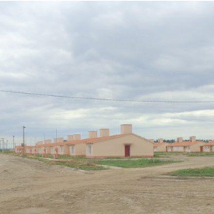 El IPV entregará 90 viviendas en Hipólito Yrigoyen