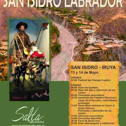 Fiesta patronal en honor a San Isidro Labrador – Iruya 2016