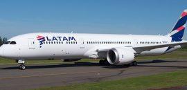 LATAM Airlines Argentina informa suspensión temporal de operación doméstica e internacional