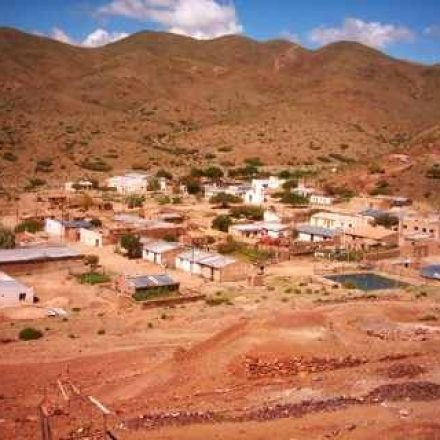 Concierto a beneficio de la localidad de Cobres en el departamento de La Poma