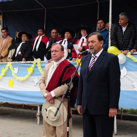 Miles de personas rindieron culto a San Cayetano en Vaqueros