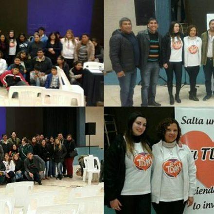 """Fundación """"Por un Mañana Mejor""""-Doble jornada sobre el TDAH en el Galpón"""