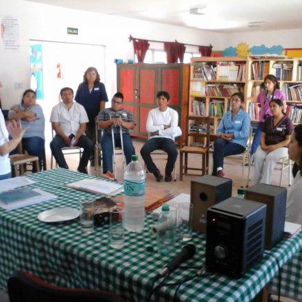La Comunidad de la Viña participó en el Taller: Discapacidad, el rol de la Familia