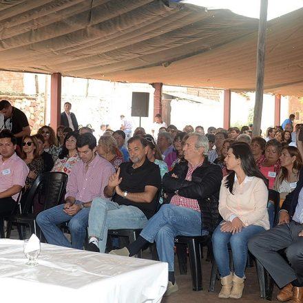 Rodolfo Urtubey participó del Congreso Provincial del Partido Justicialista