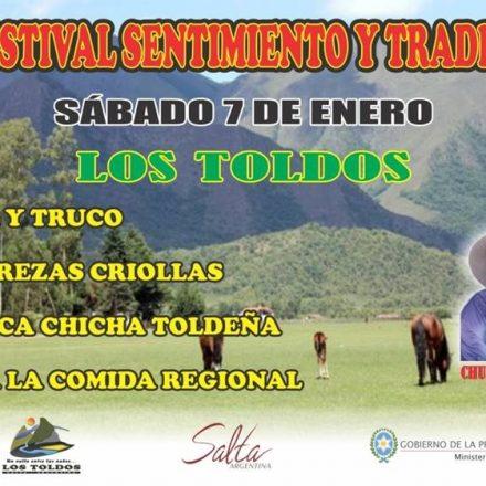 XI Festival Sentimiento y Tradición en LOS TOLDOS – SALTA