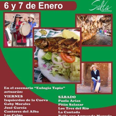 XIX Festival de la Trucha en LA POMA – SALTA