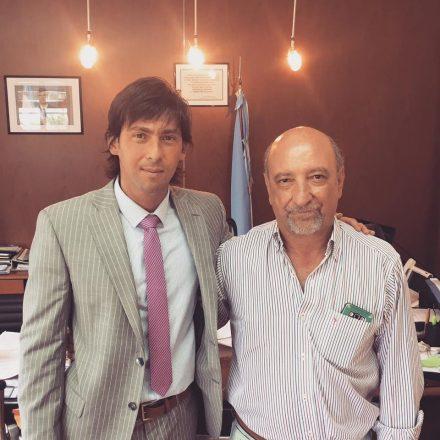 Por iniciativa de Emanuel Sierra, avanza el proyecto técnico de un nuevo hospital para El Galpón