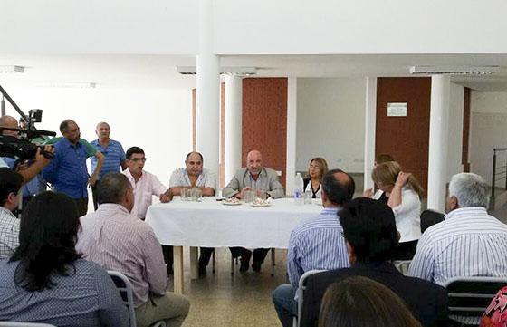 Asumió la nueva gerente del hospital de Rosario de la Frontera