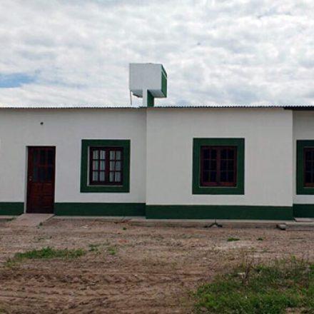 Se encuentra próxima a finalizar la casa para los 8 hermanos de El Quebrachal