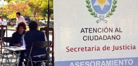 El programa de asesoramiento jurídico gratuito se traslada a barrios Unión y 17 de Octubre en Capital