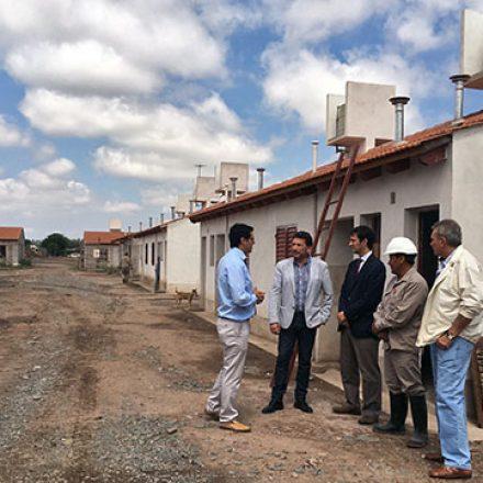 El IPV realizará en abril sorteos de viviendas en Rosario de la Frontera
