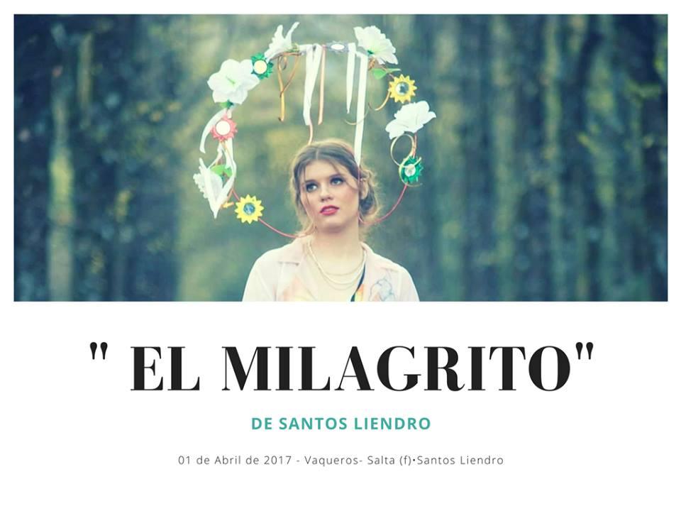 """""""El Milagrito"""" / Santos Liendro / Anticipo Colección Otoño – Invierno / Vaqueros – Salta"""
