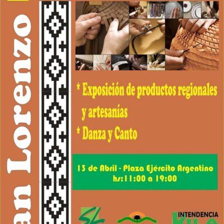 1er Encuentro de Productores y Artesanos en San Lorenzo