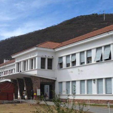 Con turnos programados, el hospital San Bernardo habilitó consultorios externos para pacientes en tratamiento