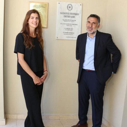 Inauguran un nuevo Centro Integrador Comunitario en Vaqueros
