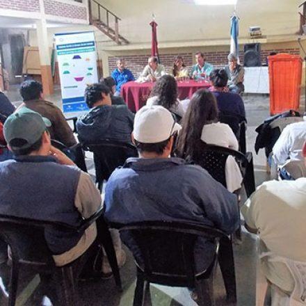 Municipales del Valle de Lerma fueron capacitados en residuos sólidos