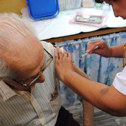 Comienza en la provincia la campaña de vacunación contra la gripe