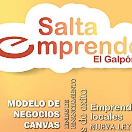 Mañana en El Galpón se realizará Emprende Salta
