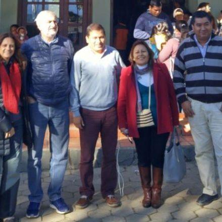 Trabajan en Los Toldos para optimizar el acceso al programa nacional HOGAR