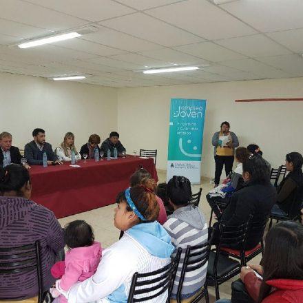 Empleo Joven se extiende por la provincia, ahora en Vaqueros