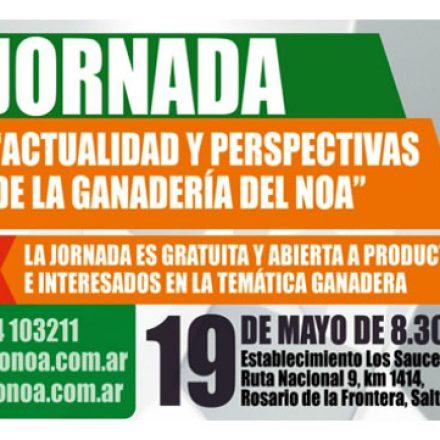 Salta: El Gobierno acompaña una jornada ganadera