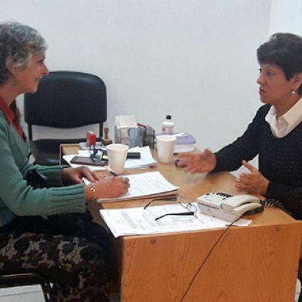 La Provincia y el Municipio de Los Toldos trabajan en prevención de violencia y empoderamiento de mujeres
