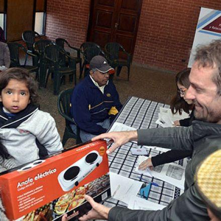 De Urundel son los nuevos beneficiarios del plan Anafe en Casa