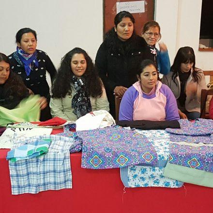 En Los Toldos se pusieron en marcha talleres de Economía Social