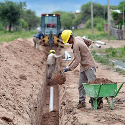 Urtubey supervisará el inicio de obras de las redes cloacales para San Lorenzo