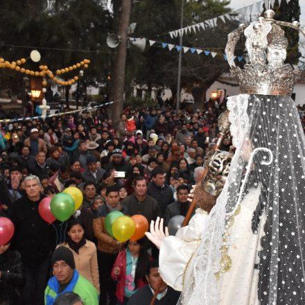 Chicoana festejó su Fiesta Patronal en Honor a la Virgen del Carmen