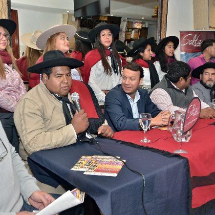 El fin de semana se podrá disfrutar del Encuentro de Yerra, Doma y Folclore en La Viña