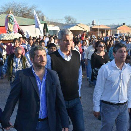 Zottos acompañó a los vecinos de Talavera en la celebración de sus 450 años de vida