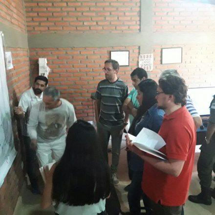 Elaboraron un mapa de riesgo para Rivadavia Banda Norte