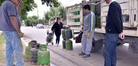 Horarios y lugares de distribución de la garrafa social en barrios de Capital para ésta semana