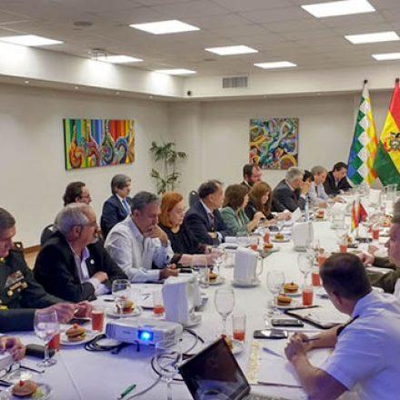 Continúa la planificación para construir un puente entre Salvador Mazza y Yacuiba