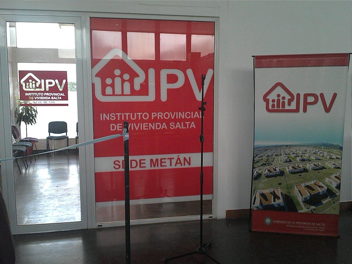 Este viernes el IPV cierra las inscripciones en Rosario de la Frontera y Tartagal