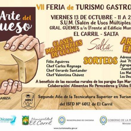 VIIº Feria de turismo gastronómico en El Carril