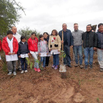 La localidad de El Jardín tendrá su vivero municipal