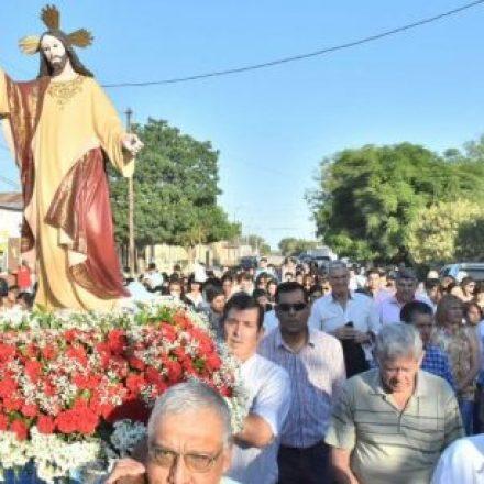 """""""Gestionaré mejoras en la Ruta Nacional 16 y más viviendas"""", sostuvo Zottos en El Quebrachal"""