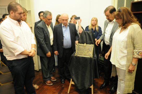 Isa participó del homenaje al senador Alfredo Jorge en el aniversario de su fallecimiento