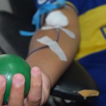 Los donantes de sangre contarán con un permiso especial para trasladarse