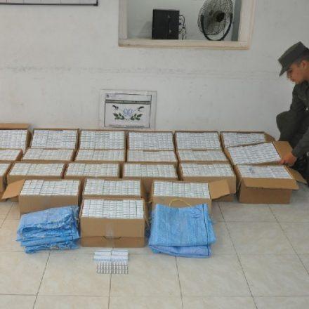 Gendarmería incautó 190.080 pastillas de ansiolíticos