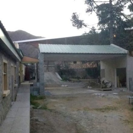 Continúan las obras en el Hospital de Santa Victoria Oeste